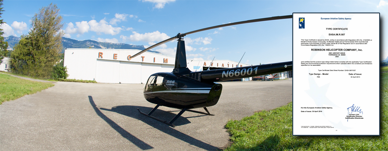 SMVT is a leader in sale and maintenance of civil helicopters