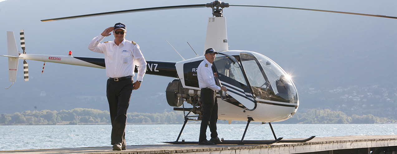 SMVT provides a wide range of helicopter services